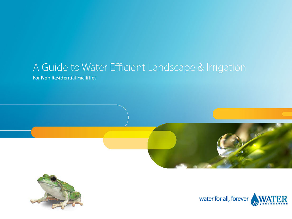 Water Efficient Landscape and Irrigation Guidelines