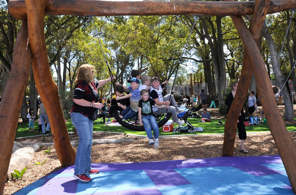 Kwinana Adventure Park Wins Big at National PLA Awards