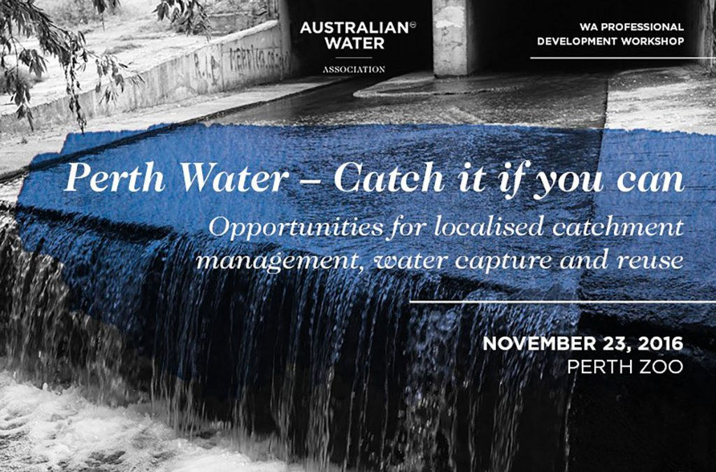 JBA and AWA deliver 'Perth Water – Catch it if you can' Workshop