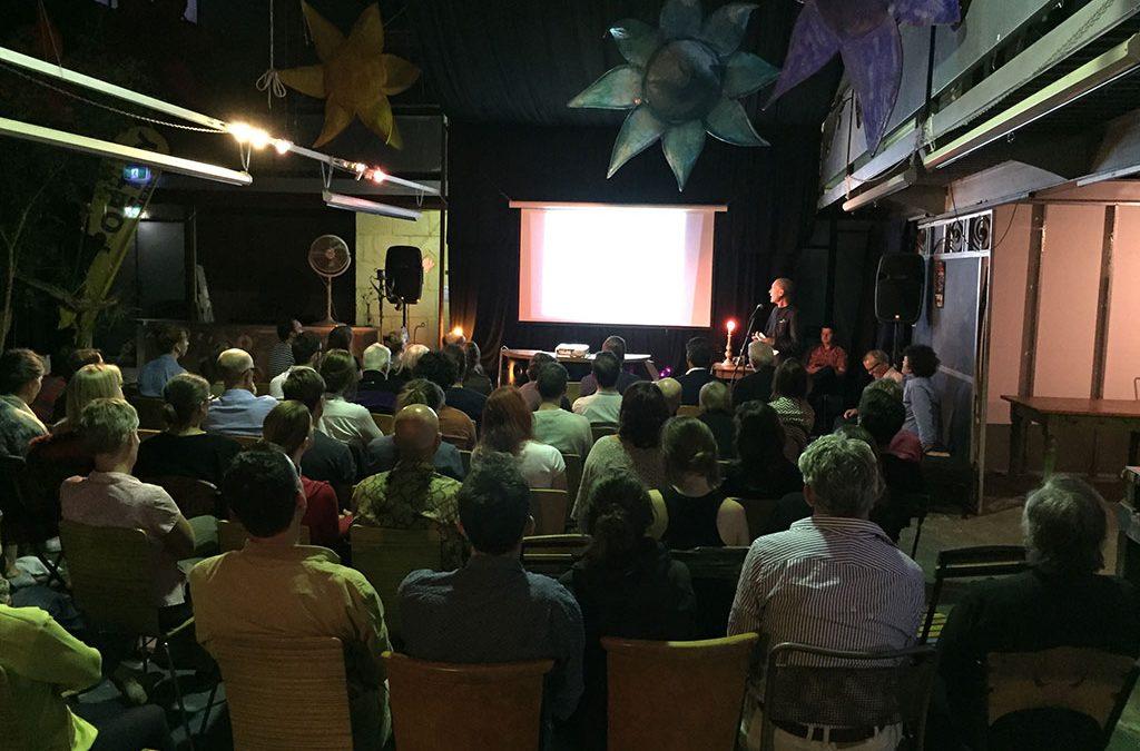 WGV Baugruppen Information Evening a Huge Success