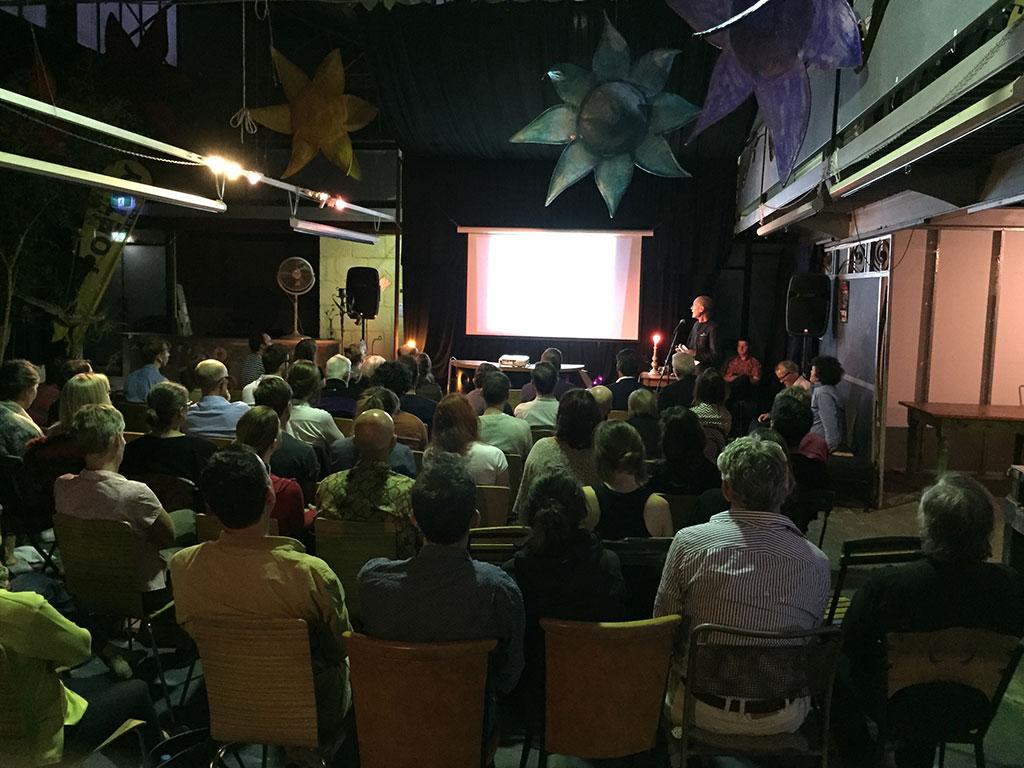 Baugruppen Information Night (Photo Credit: JBA)