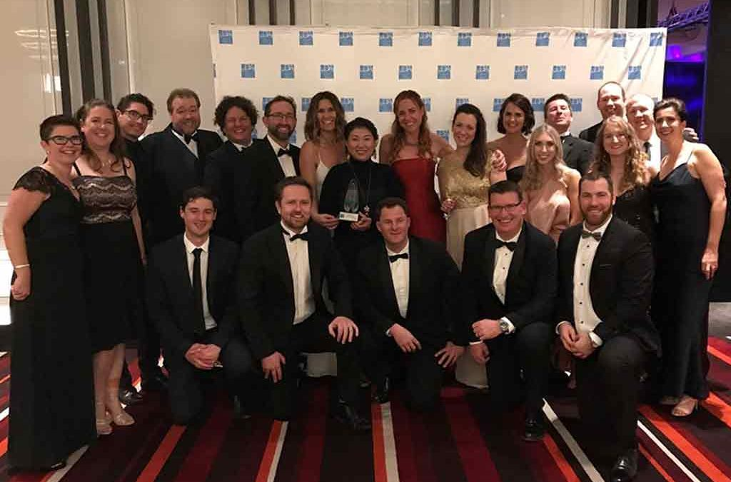 Multiple Wins for JBA at the 2017 UDIA Awards for Excellence