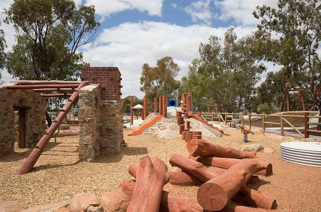 Centenary Park Play Space