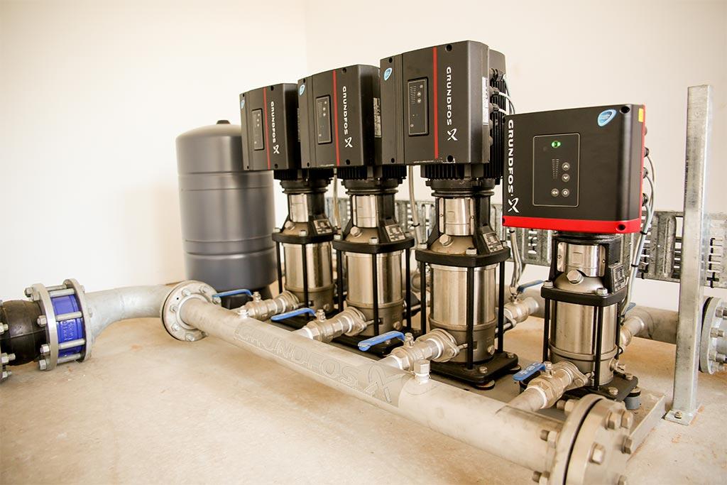 WGV Community Bore Pumps