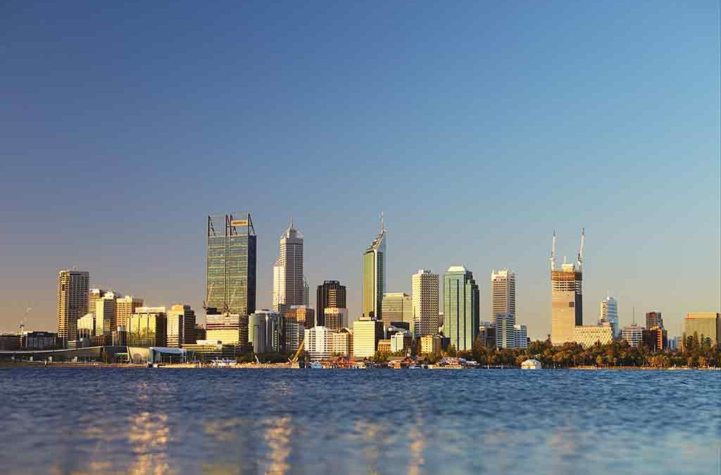City of Perth Water Sensitive City Transition Study
